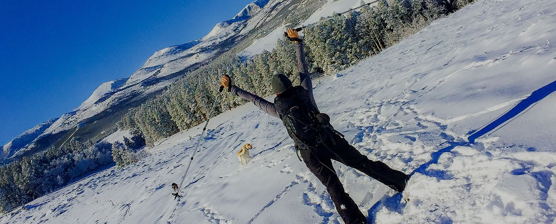 winter sports injury