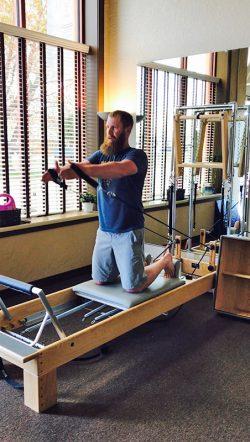 pilates based rehab