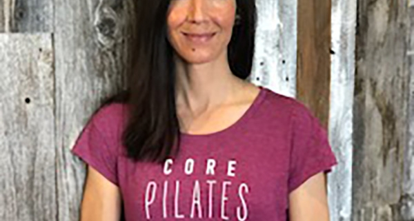 ellie martin, pilates instructor