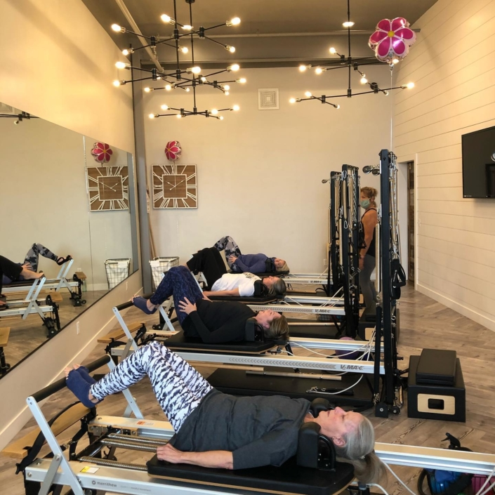 pilates group classes sheridan wy