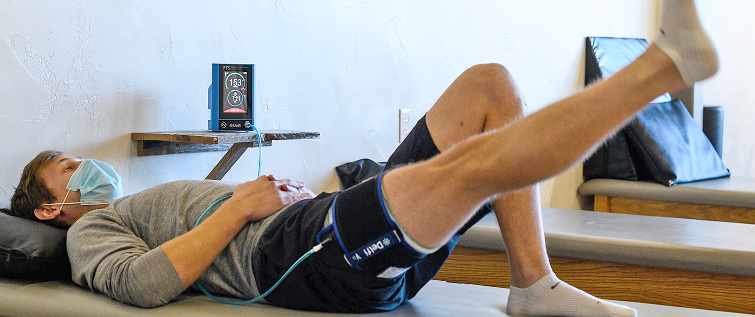 blood flow restriction therapy