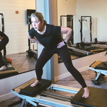 Carol Stewart Pilates Based Rehab Testimonial