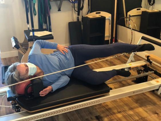 Sue Osborn Surgical Rehab Testimonial